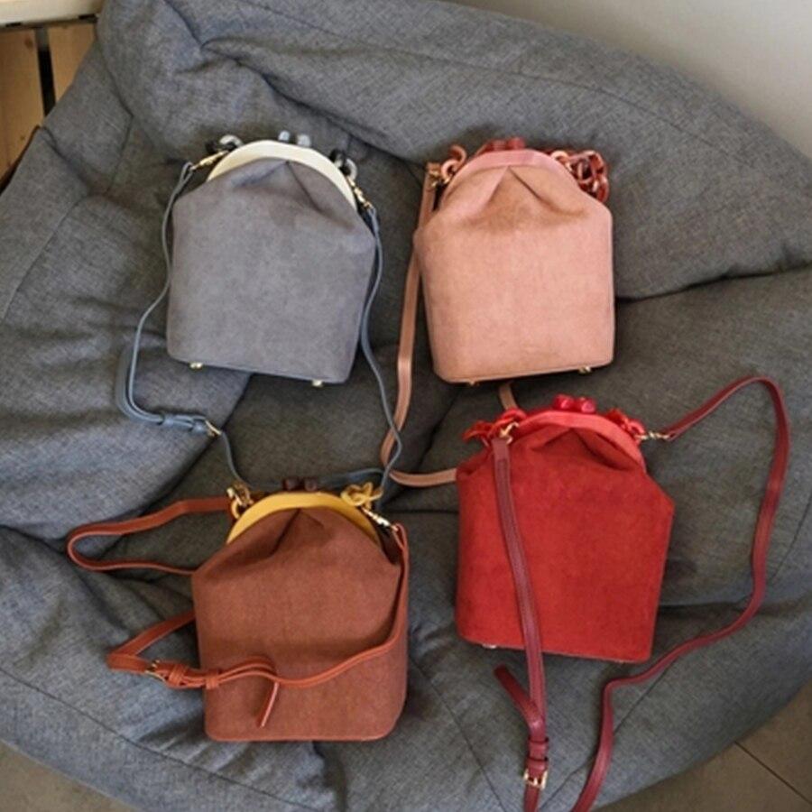 Gommage acrylique chaînes seau sacs femmes marque acrylique Clip femmes sacs à main Crossbody boîte sacs dame filles Designer sac à main