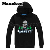 Men Hoodies Legendes 21 Kevin Garnett Minnesota The BIG TICKET KG Da Kid Sweatshirts Hooded Thick