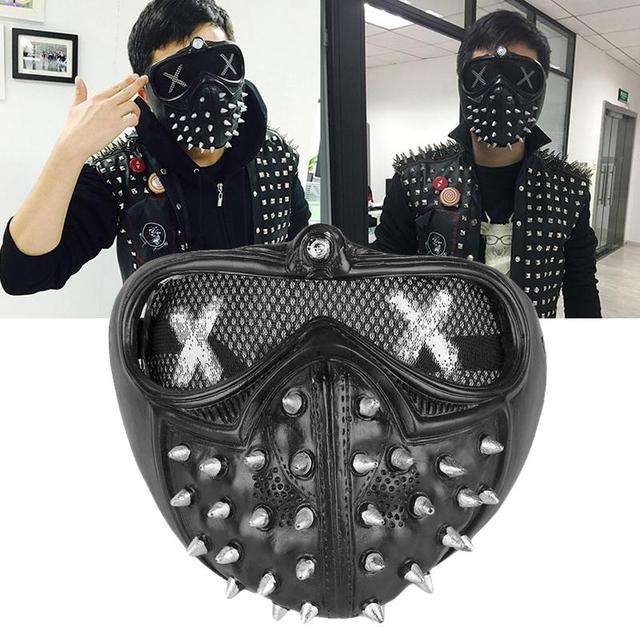 Watch Dogs 2 Aiden Marcus Rivet Mask