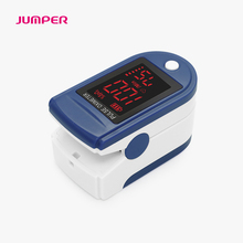 JUMPER Fingertip Pulse Oximeter Rate Portable Blood Pressure Health Care CE FDA LED display Oxygen Saturation JPD-500B 11 11 yongrow medical ce fda fingertip pulse oximeter digital pulse oximeter blood oxygen saturation monitor health care spo2 pr