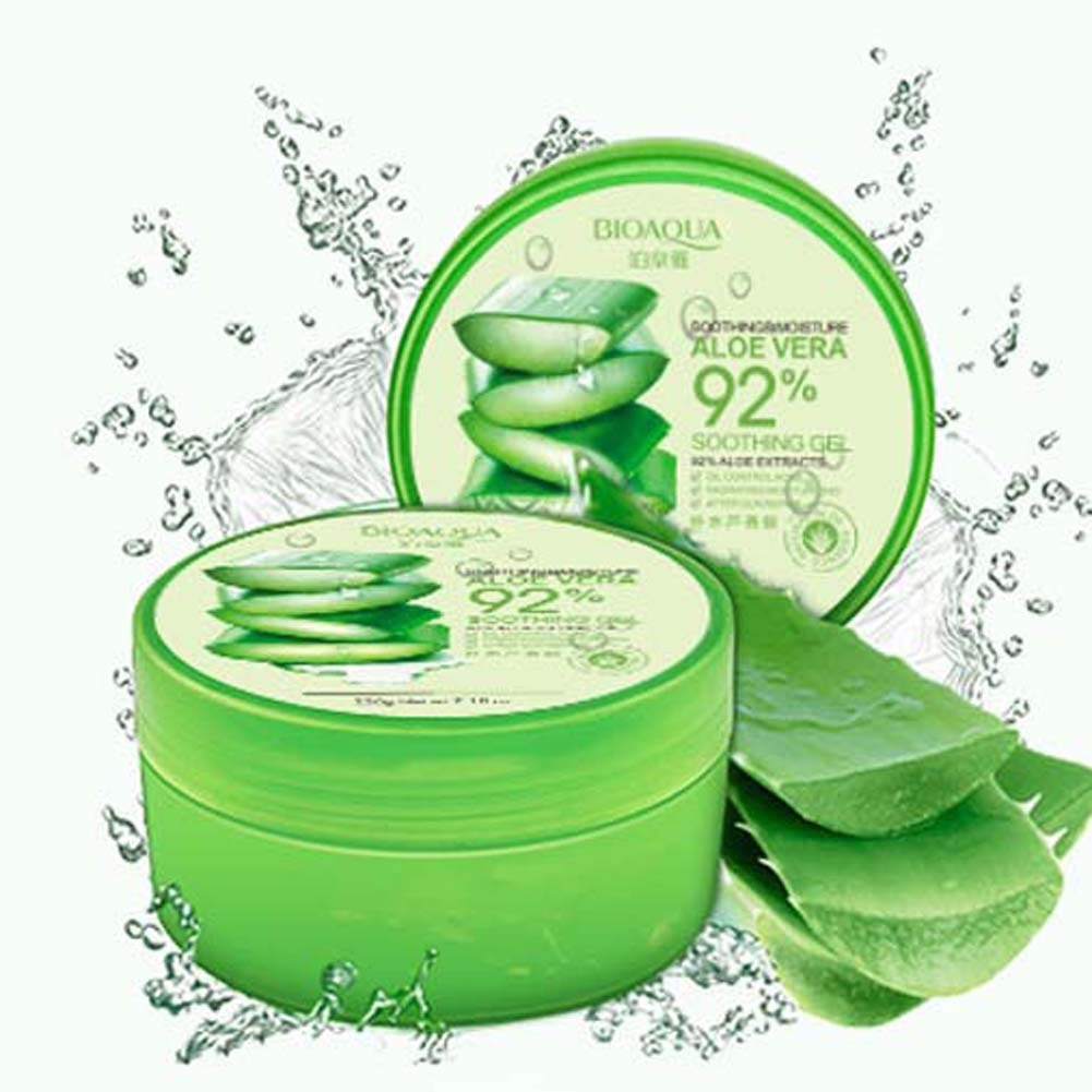 Original Korea Cosmetics Nature Republic Aloe Vera 96 Soothing Gel Jar 300 Ml 2017 Moisture 92 300ml
