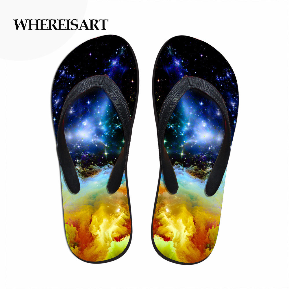 Forudesigns White Slipper For Mans Summer Casual Flipflops Animal Dog Jack Russell Terrier Prints Male Rubber Beach Flip Flops Other