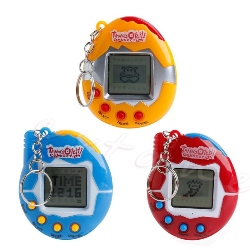 Electronic Toys For Big Boys : Mini s pets in virtual cyber pet tamagotchi tiny