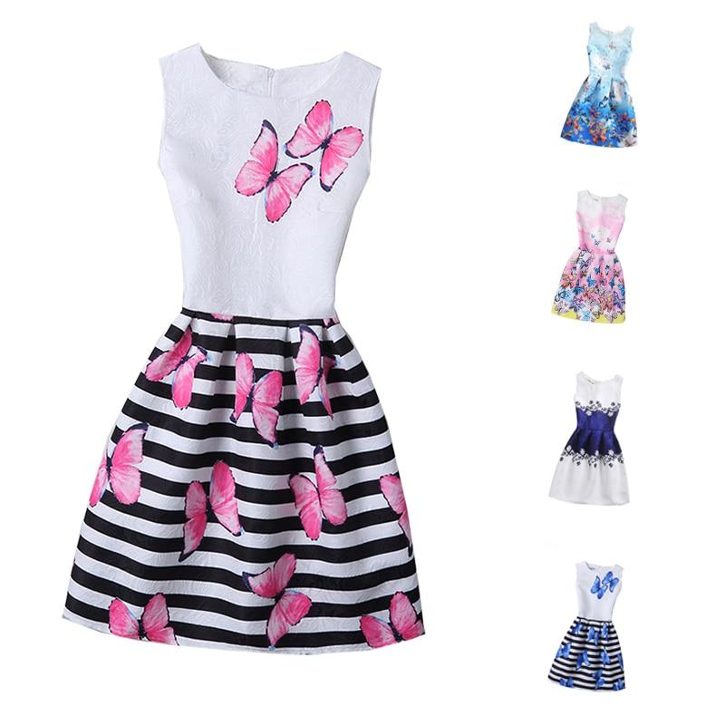 Online Get Cheap Summer Dresses for Girls -Aliexpress.com ...