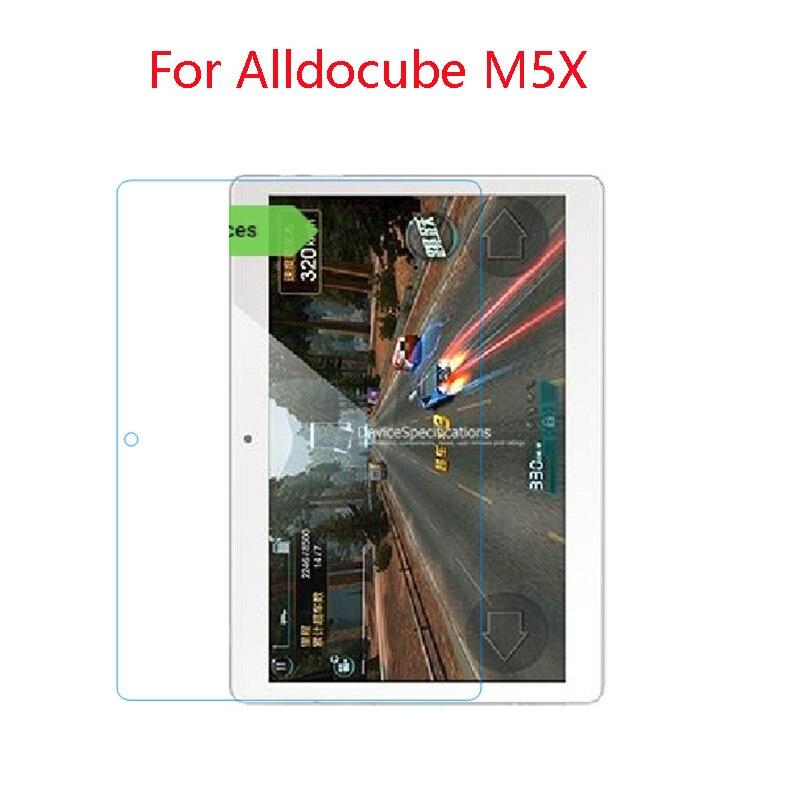 Для Alldocube M5X, M5XS, Power M3, T6 4G, T7, T8, Plus, T9 жесткая наноэкранная защитная пленка супер ударная