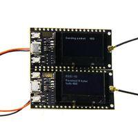 2pcs Sets TTGO LORA SX1278 ESP32 0 96 OLED 16 Mt Bytes 128 Mt Bit 433Mhz