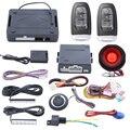 Qualidade do sistema de alarme de carro com entrada keyless passiva PKE empurrar botão de arranque automático identificar o proprietário, liberação do tronco remoto