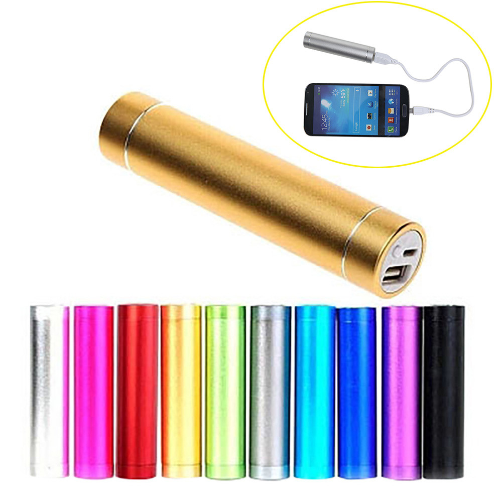 vovotrade Portable 5V 2600mAh USB Power Bank 18650 Battery Phone Charger Case DIY Box Kit Not Inclued Battery