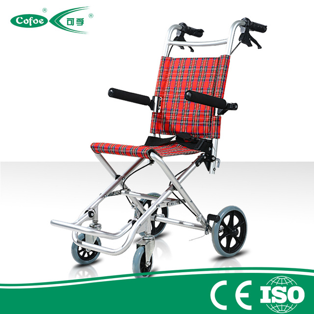 Health care  competetive price and high quality Aluminum Folding Portable Wheel chair