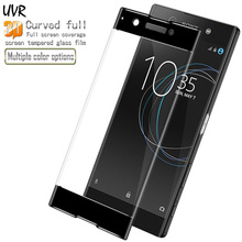 For Sony Xperia XA1 3D Curved Full Cover Tempered Glass for Sony XA1 Ultra G3112 G3116 Dual Sim Screen Protector Protective Film смартфон sony g3112 xperia xa1 black графитовый черный