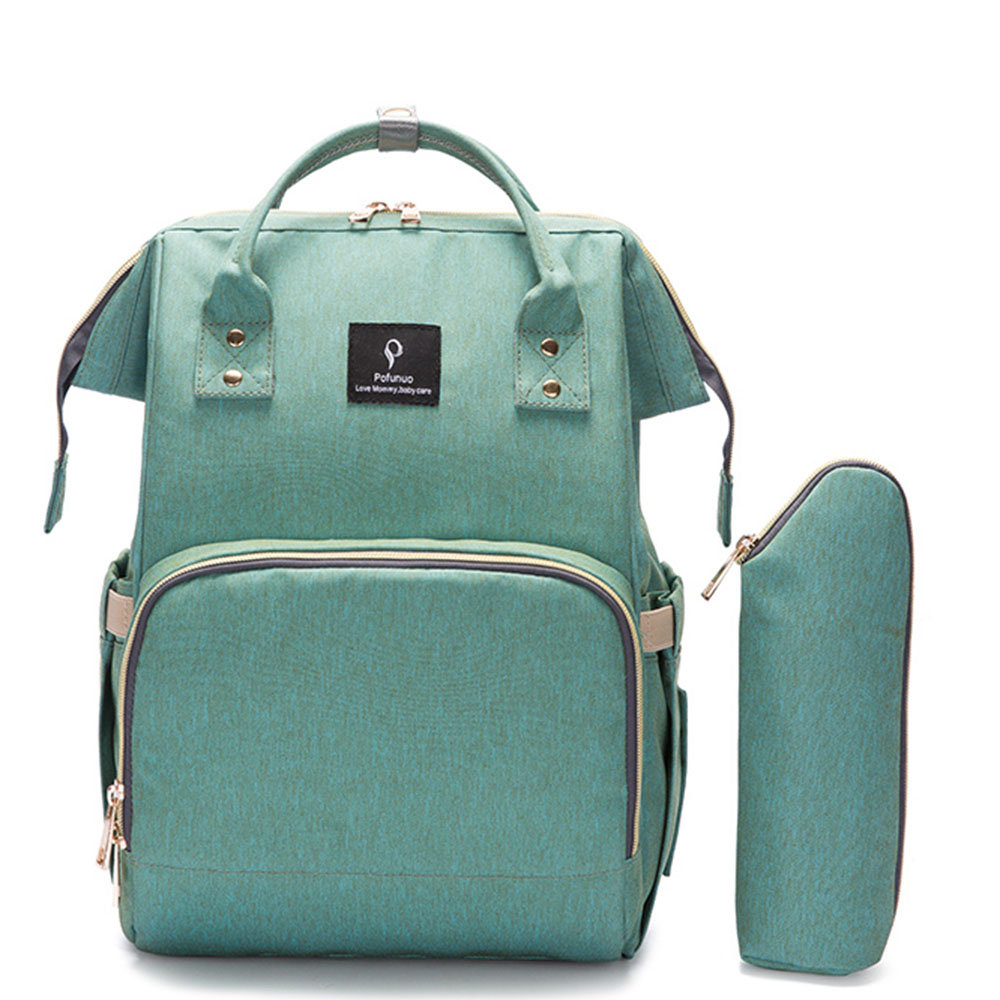 2019 Baby Diaper Bag With Usb Interface Large Capacity Waterproof Nappy Bag Kits Mummy Maternity Travel Backpack Nursing Handbag