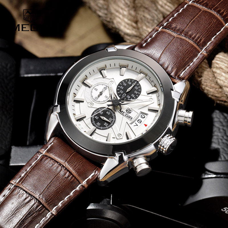 erkekler men watches clock item new wristwatch in sport from male geneva man chronograph sinobi quartz real izle luxury brand
