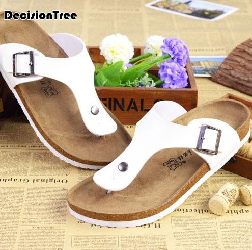 Summer PU Leather Men Slippers Fashion Casual Male Flip Flops Outdoor Comfortable Anti-Slip Beach Sandals Classic Footwear Z99 slipper
