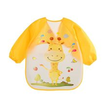 Baby Clothes  Bib Waterproof Overalls Children\s Long-sleeved Clothing 2019 New