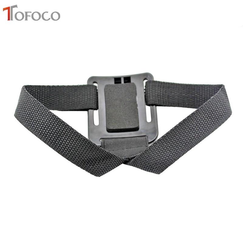 TOFOCO For Gopro Helmet Head Strap Cinturón Cámara Cámara Fija - Cámara y foto - foto 3
