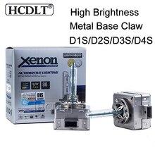 HCDLT 2 шт 35 W D1S D2S D3S D4S ксеноновая лампа для Q3 Q5 Q7 E63 E65 E46 E60 E85 E53 Xenon D1 D2 D3 D4 лампы фар автомобиля