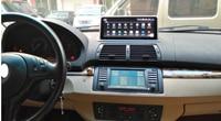 Отлично 6 core Android 8,0 во время езды в автомобиле навигации для BMW E53 X5 1998 2006 систем Idrive (10,25 сенсорный экран автомобильный GPS Радио стерео проигры