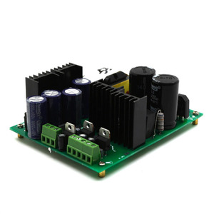 Image 2 - 500W amplifikatör çift voltajlı PSU ses AMP anahtarlama güç kaynağı kurulu