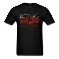 Gildan Deftones Reflectie t-shirt Mannen Vrouwen tee Korte Mouw T-shirts Aziatische maat S ~ XXXL