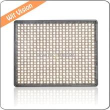 AL-528C Bi-color LED Video Light Panel Led Photo Light for Camcorder and DSLR Cameras