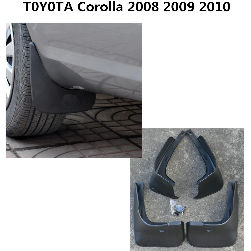TOP Quality Car Cover Plastic Fender Soft Mudguard