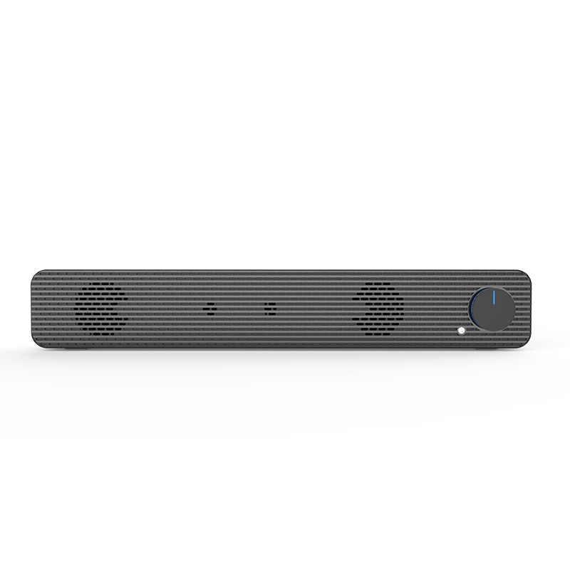 Abuzhen głośnik Bluetooth przenośne głośniki Bluetooth kolumna zestaw głośnikowy typu Soundbar głośnik niskotonowy projekt dla iPhone Xiaomi Samsung podróży