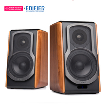 EDIFIER S1000DB Hi-Fi Wireless Bluetooth Speaker Bookshelf With aptX For Home Theatre Speakers Support Remote control