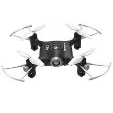 2017 легкий планер SYMA X20 карман Drone 2.4 ГГц Мини RC Quadcopter headless режим высота Удержание вверх/вниз/ черный LR35
