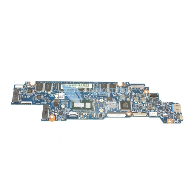 US $199 0 |NOKOTION 5B20H33245 AIZY0 LA B921P Laptop Motherboard for Lenovo  yoga 3 11 3 1170 Mainboard M 5Y10C CPU 4GB Ram-in Motherboards from
