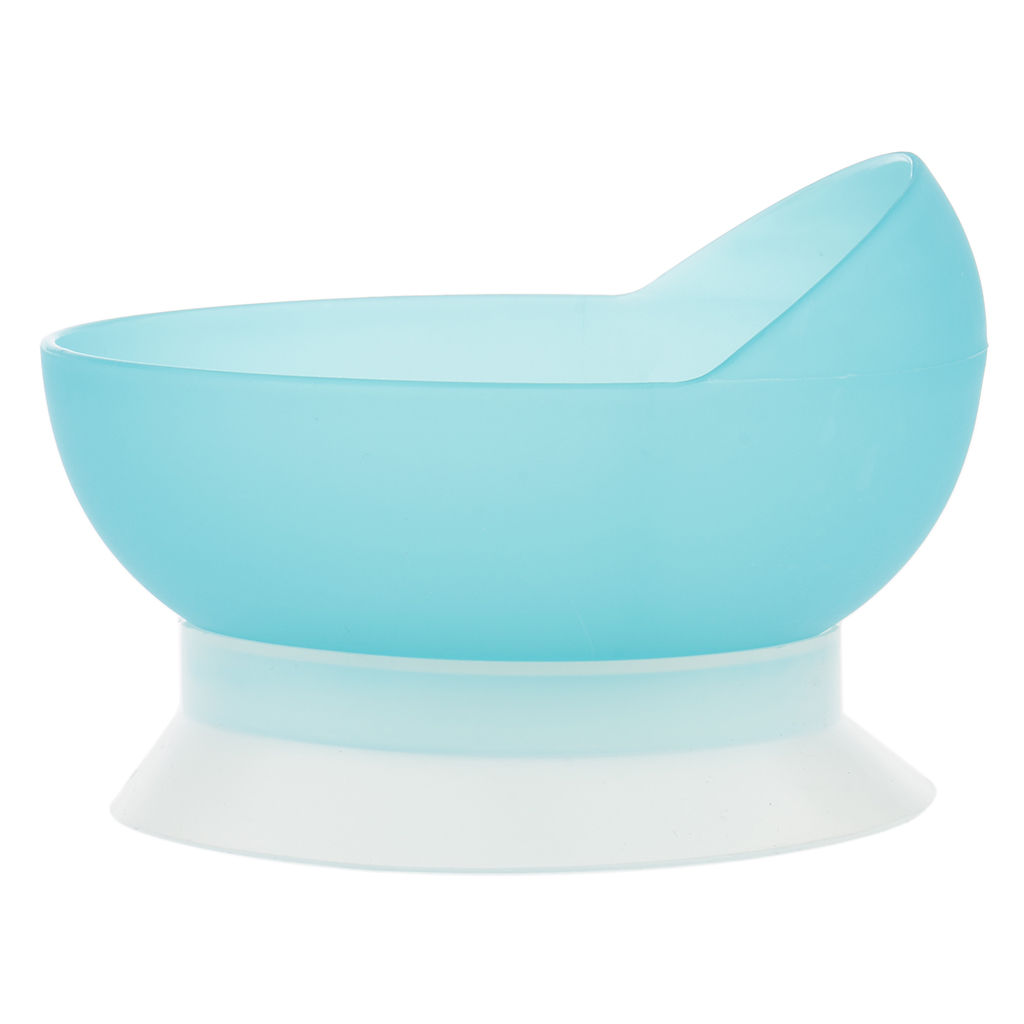Anti Slip Bowl for Stroke Hemiplegia Patients Disabilities Elderly Dine Assistive Tableware with Strong Suction Cup