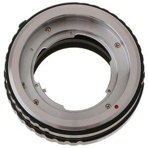 Image 2 - NEWYI DKL LM Adapter für Voigtlander Retina Deckel Objektiv Leica M TECHART LM EA7 kamera Objektiv Konverter Adapter Ring