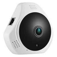 SANNCE 360 Degree Wireless Panoramic Camera MINI 960P Network Wi Fi Fisheye Security IP Camera WIFI