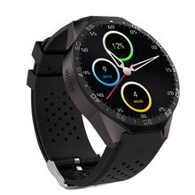 MEAFO MF88 Inteligente Reloj Teléfono Bluetooth GPS MTK6580 Quad A Core 1.3 GHZ ROM 4G RAM 512 MB 1.39 pulgadas 400*400 de la Pantalla con la Cámara 2.0MP