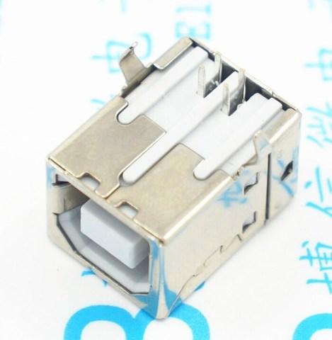 100 pces impressora usb interface bf90 grau tipo b interface de dados usb tipo d