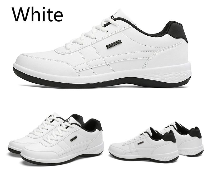 AODLEE Plus Size 38-48 Fashion Men Sneakers for Men Casual Shoes Laces Male Footwear Mens Walking Shoes Spring Leather Shoes Men