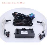 PKE Keyless Entry-System für BMW F18/F07/F02/F01/F10 original remote key mit 2 auto griff einfach installieren