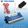 GSM 3G Temperature Humidity Environment Alarm Power Lost SMS Alert Remote Monitoring DC Power Timer Report