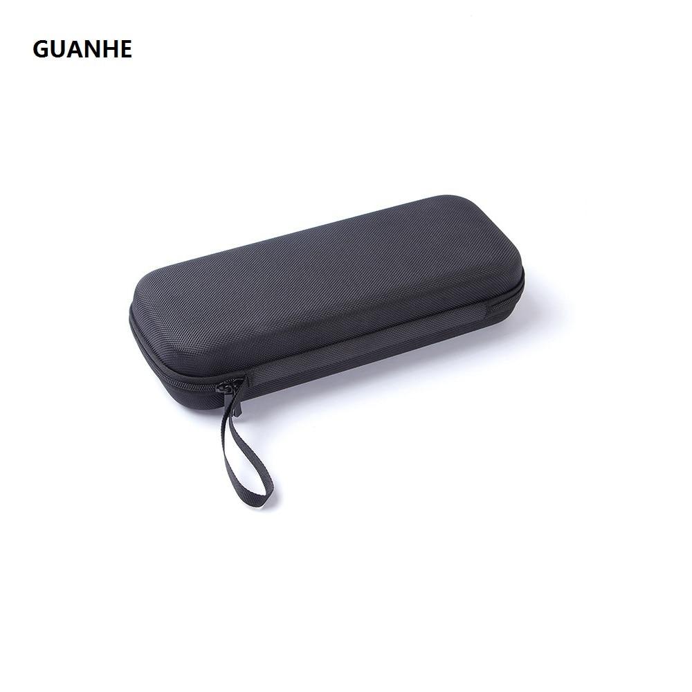 все цены на GUANHE EVA shell case Hard Carry Travel Case Bag for MDF/ 3M Littmann/Omron Stethoscope/hard drive/SSD/pen/accessories онлайн