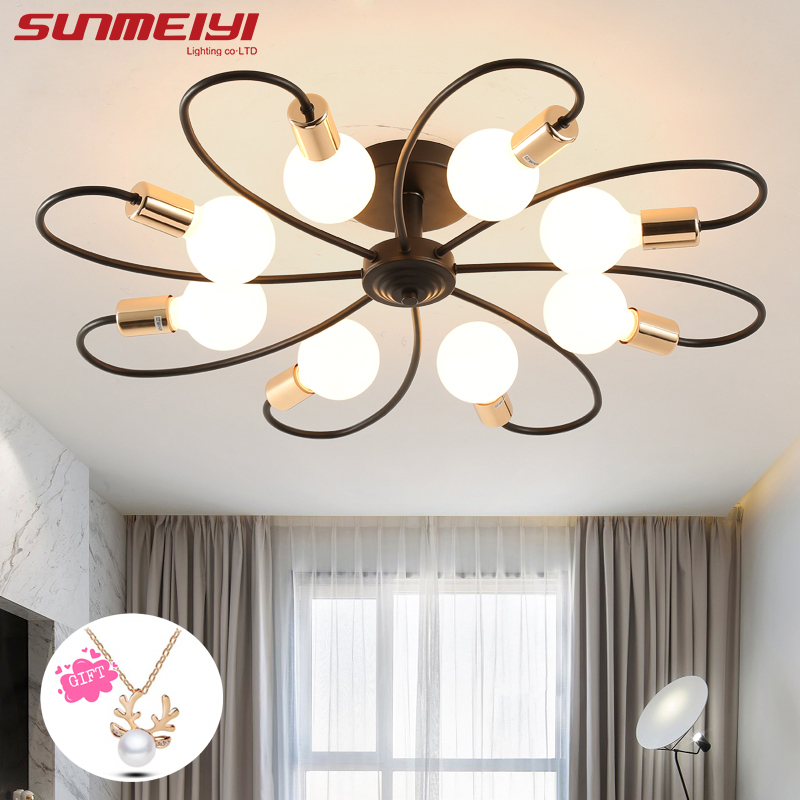 Creative Design LED Ceiling Lights  luminaire plafonnier Living room Bedroom Corridor Modern Home Lighting deckenleuchte ledCreative Design LED Ceiling Lights  luminaire plafonnier Living room Bedroom Corridor Modern Home Lighting deckenleuchte led
