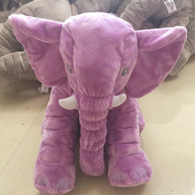 2017 Time-limited 10-12months 5color Animal Elephant Soft Automotive Baby Sleep Pillow Crib Foldable Bed Car Seat Cushion