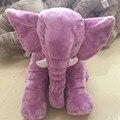 Envío gratis 5 Color Elefante Suave Automotriz Sueño Del Bebé Almohada Del Bebé Cuna Cama de Bebé Plegable Cojín Del Asiento de Coche