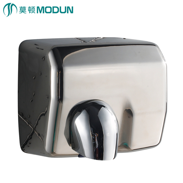 MODUN Brand New High Speed Heavy Duty Stainless Steel 304 Automatic Hand  Dryer For Bathroom Commercial