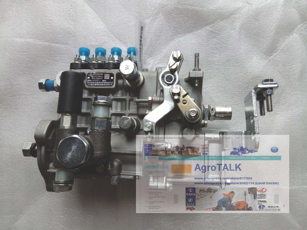 XINCHANG 490BT for tractor like Foton, Jinma series, the high pressure fuel pump, part number: 4QT257bz-1 zhejiang xinchai 490bt the fuel feed pump left type please check the your pump with picture listed part number