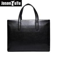 Limited time promotions men's handbag Brand design laptop bag Business tote bag men bag Black Briefcase bolsos B109