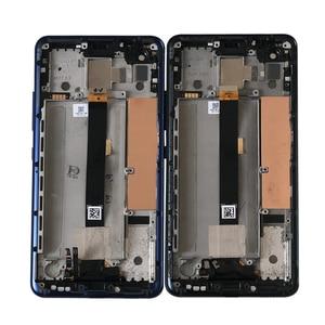 "Image 5 - 5.7 ""Originele M & Sen Voor Htc U Ultra Lcd scherm + Touch Panel Digitizer Frame Voor Htc U Ultra Lcd Display"