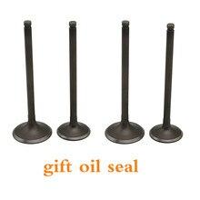 (Prezent Oil Seal) 2 pairs Nowe Części Silnika Motocykla Trzpień Zaworu dla Kawasaki KX 250F KX250 KX250F F KX 250 F KXF250 KXF 250 2009-16