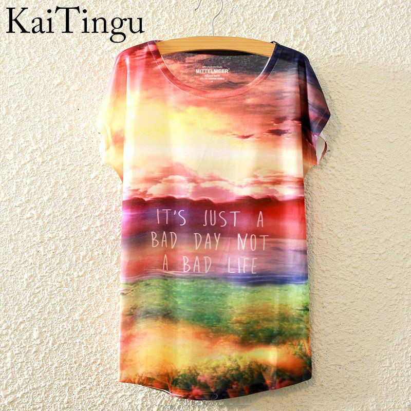 HTB1oEXDLpXXXXXaaXXXq6xXFXXXq - New Fashion Summer Animal Cat Print Shirt O-Neck Short Sleeve T Shirt