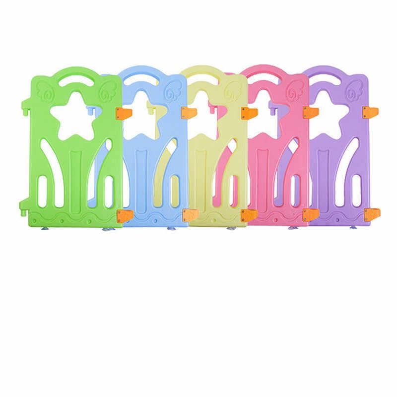 Бесплатная доставка Крытый детский манеж уличная игра для детей забор детская одежда для активного отдыха детская игровая площадка + 50 морских шариков в подарок