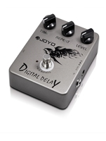JOYO Digital Delay Electric Guitar Effect Pedal Time Delay Repeat Level Adjustment Close To Analog Delay