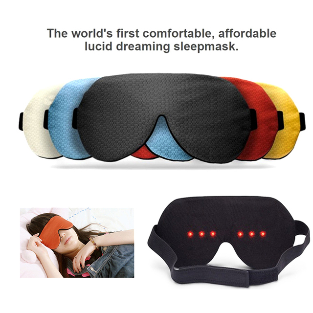 100% original Remee Remy sleep goggles dreams mask of men and women dream sleep eyeshade Inception lucid dream